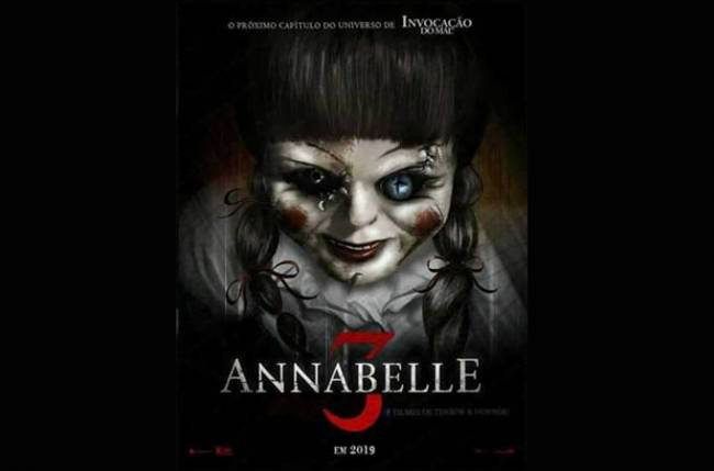 Download Film Annabelle Comes Home 2019
