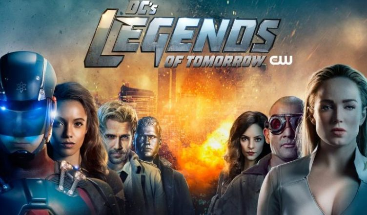 DC's Legends of Tomorrow Season 4 All Episodes Subtitles