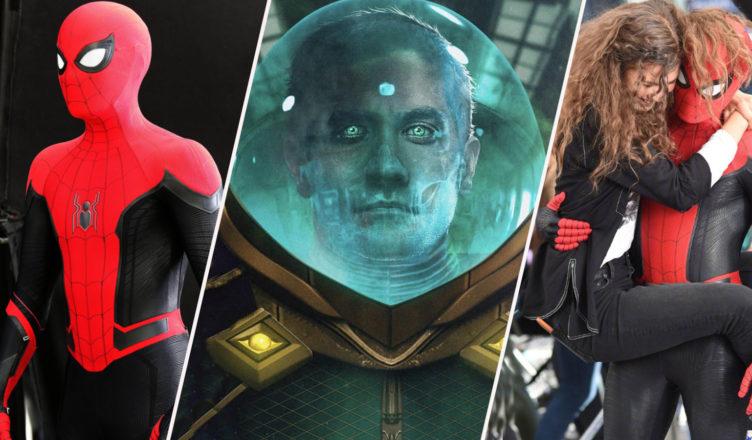Spider-Man Far From Home movie english subtitles srt
