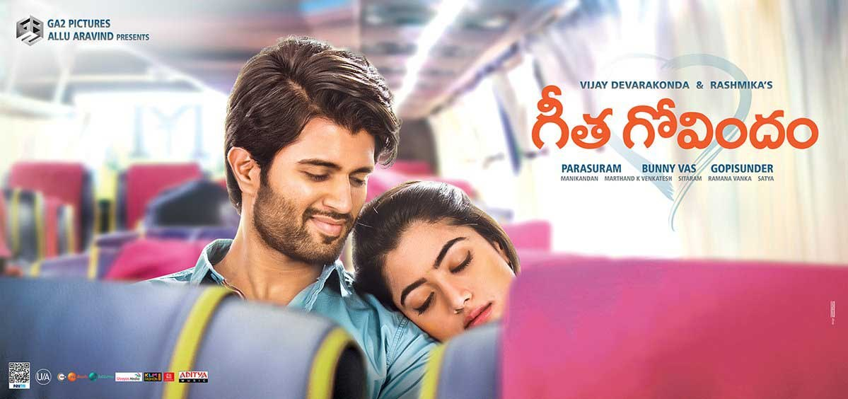 By Photo Congress || Geeta Govindam Telugu Movie English
