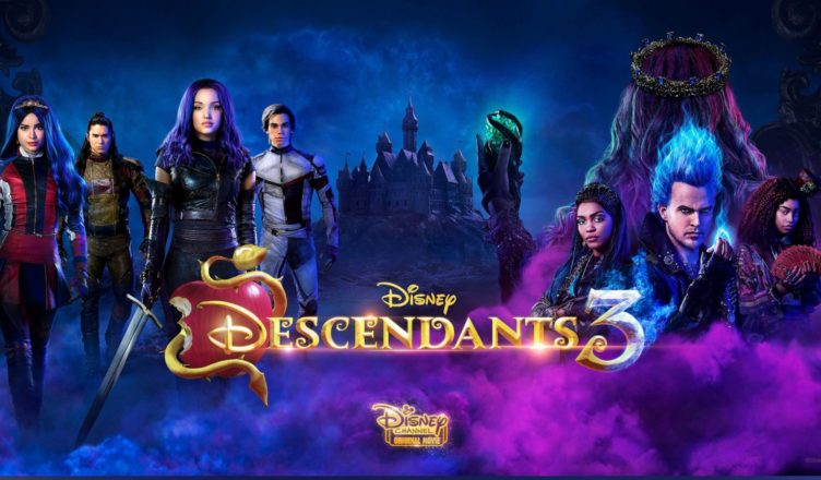Descendants 3 English SUbtitles