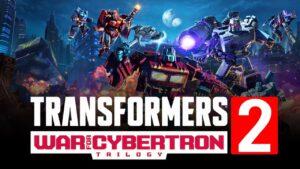 Transformers War for Cybertron Season 2 English subtitles