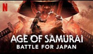Age of Samurai Battle for Japan English Subtitles Season 1