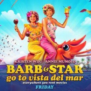 Barb and Star Go to Vista Del Mar movie english subtitles