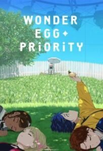 Wonder Egg Priority English Subtitles