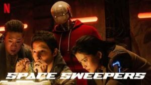 space sweepers English subtitles