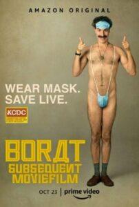 Borat Subsequent Moviefilm (2020) English subtitles