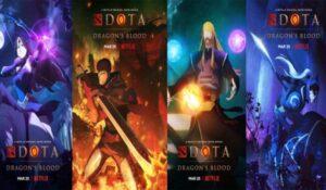 Dota Dragons Blood english subtitles