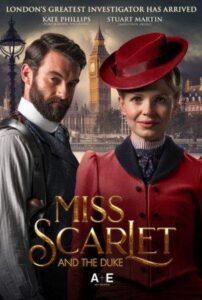 Miss Scarlet and the Duke English subtitels
