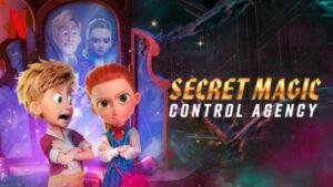 Secret Magic Control Agency (2021) English subtitles