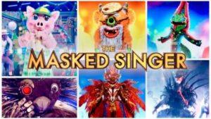 The Masked Singer english subtitles