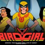 Birdgirl English subtitles season 1 2021
