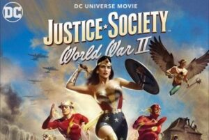 Justice Society World War II (2021) english subtitles