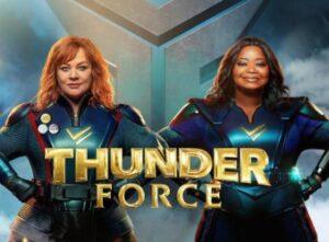 Thunder Force (2021) english subtitles