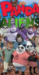 panda vs aliens 2021 english subtitles