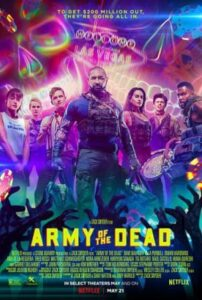 Army of the Dead English Subtitles