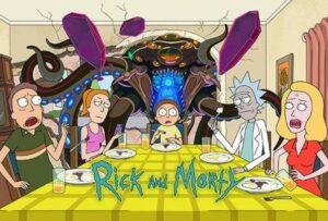 Rick and Morty Season 5 English Subtitles