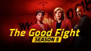 The Good Fight season 5 English Subtitles