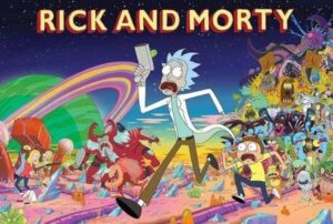 rick and morty Season 1 Season 2 Season 3 Season 4 English Subtitles