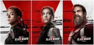 Black Widow English Subtitles 2021