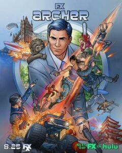 Archer Season 12 English Subtitles