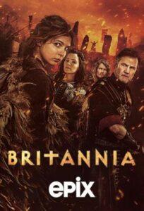 Britannia series English Subtitles Season 3 Season 2 SEason 1