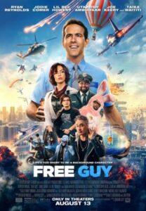Free Guy english subtitles 2021