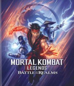 Mortal Kombat Legends Battle of the Realms English Subtitles