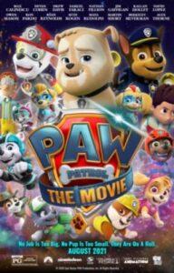 PAW Patrol The Movie English Subtitles