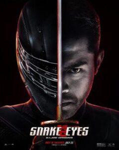 Snake Eyes G.I. Joe Origins English Subtitles