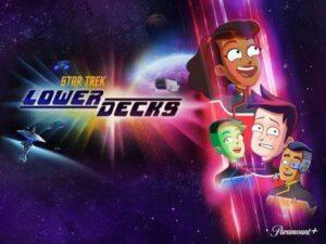 Star Trek Lower Decks Season 2 ENglish Subtitles