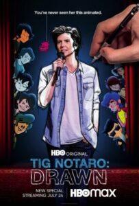 Tig Notaro Drawn English Subtitles
