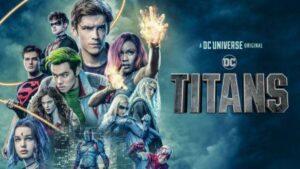 Titans Season 1 and Season 2 Subtitles