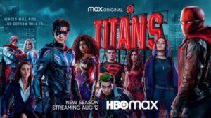 Titans Season 3 English Subtitles