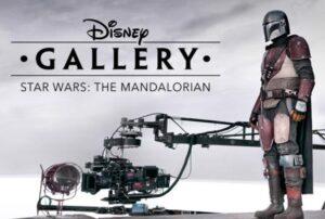 Disney Gallery The Mandalorian ENglish Subtitles