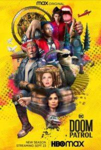 Doom Patrol Season 3 English Subtitles Dc