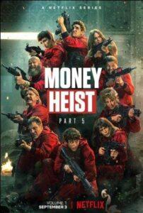 Money Heist Season 5 ENglish Subtitels