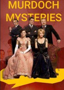 Murdoch Mysteries Season 15 English Subtitles