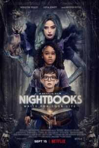 Nightbooks 2021 movie ENglish Subtitles