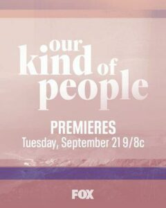 Our Kind of People English Subtitles Season 1