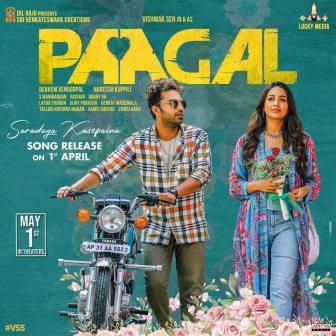 Paagal (2021) Bangla/Bengali Subtitles/Srt Download