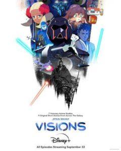 Star Wars Visions English Subtitles Season 1