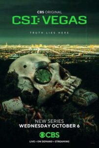 CSI Vegas 2021 English Subtitles Season 1