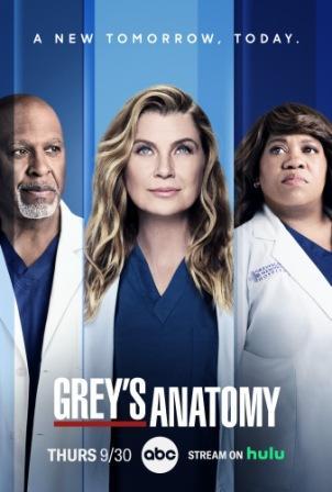 Grey's Anatomy (2021) (Season 18) Indonesian Subtitles All Ep Download