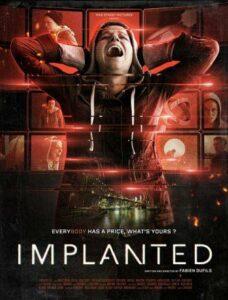 Implanted 2021 English Subtitles