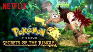 Pokemon the Movie Secrets of the Jungle English Subtitles