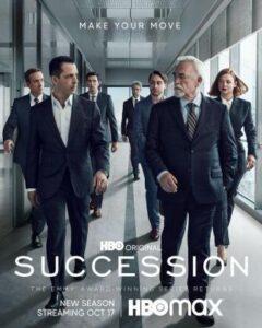 Succession season 3 ENglish Subtitles