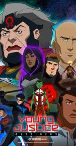 Young Justice Season 4 English Subtitles