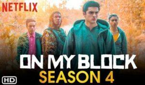 on my block season 4 English Subtitles